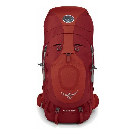 Рюкзак Osprey Xena 85 Ruby Red 17657