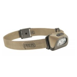 Фонарь Petzl TacTikka Plus (desert, black)