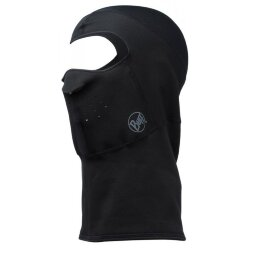 Балаклава Buff Balaclava Cross Tech Black S/M
