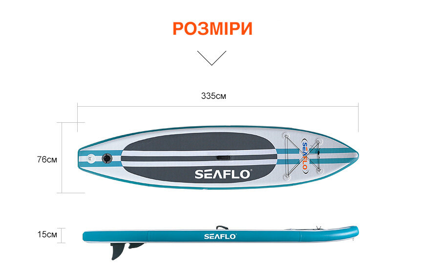 SUP-доска SeaFlo SUP-дошка SF-IS002-S 100480