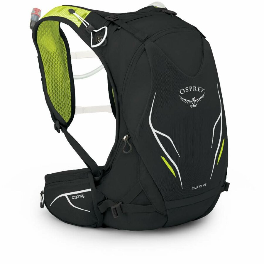 Рюкзак Osprey Duro 15 (2018) Electric Black 1