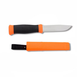 Нож Morakniv Outdoor 2000 Orange, нерж.сталь