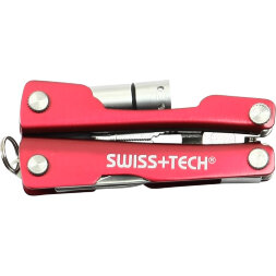 Микро мультитул Swiss+Tech Mini Multi-Tool 8-in-1