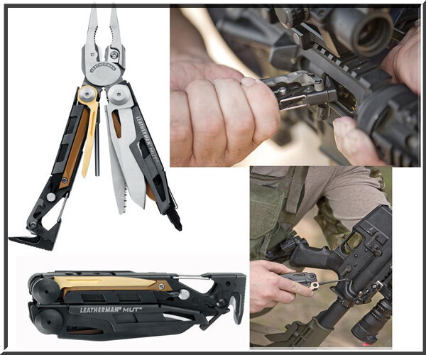 Мультитул Leatherman Mut-Molle (850112N) 4471