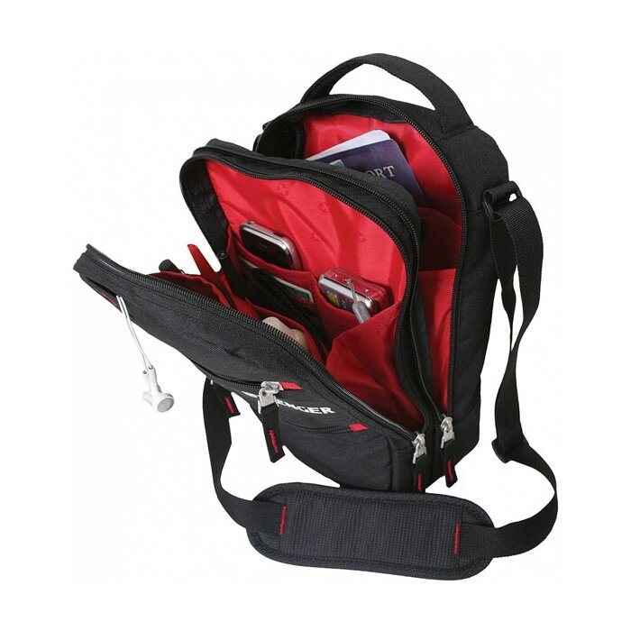 Сумка Wenger Mini Vertical Boarding Bag 18262166 15304