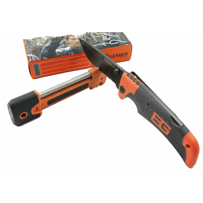 Алмазная точилка Gerber Bear Grylls Field Sharpener (31-001270) 304