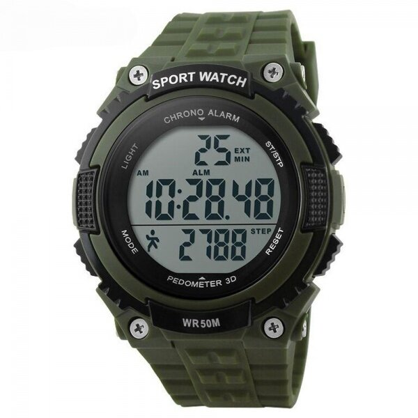 Часы Skmei 1112 Army Green 1