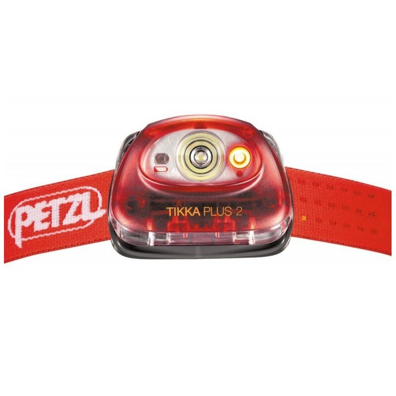 Фонарь Petzl Tikka Plus 2 red 19943