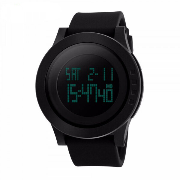 Часы Skmei DG1142 Black 1