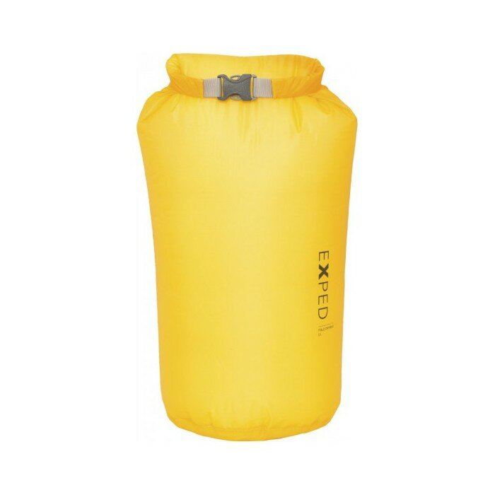 Гермомешок Exped Fold Drybag UL Yellow S 1