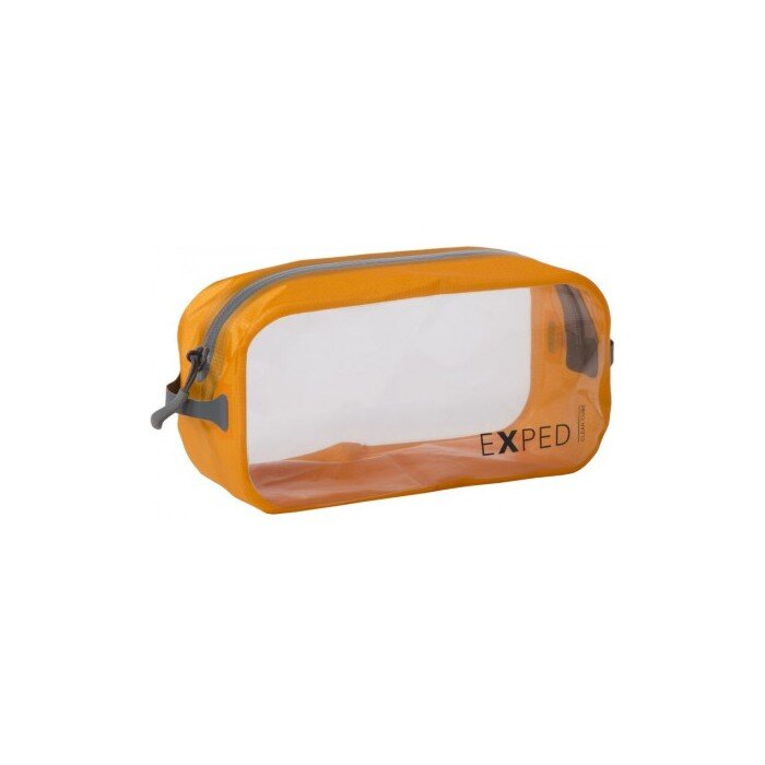 Гермомешок Exped Clear Cube Orange M 1