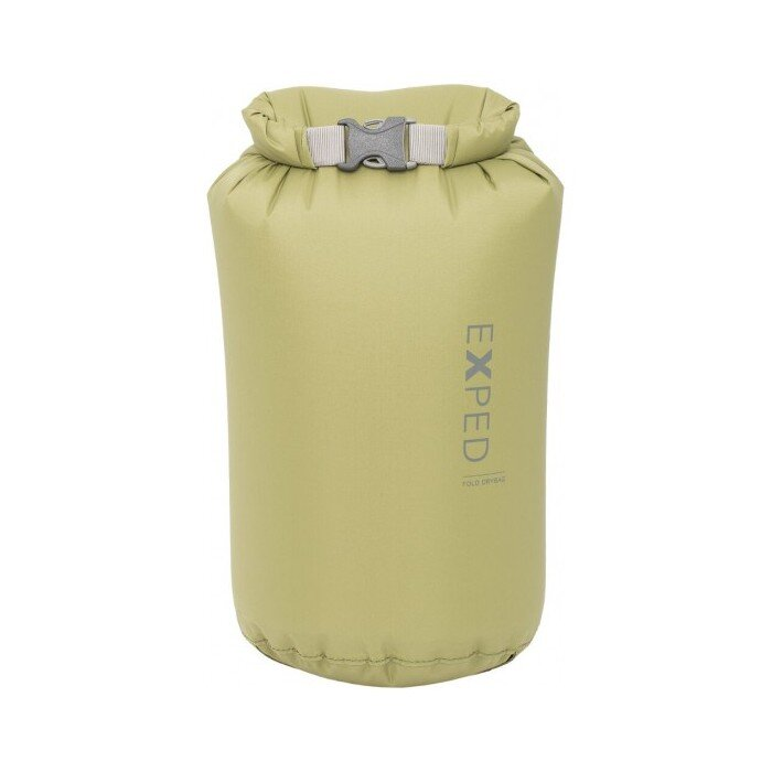 Гермомешок Exped Fold Drybag XS Green 1