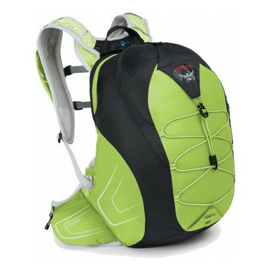 Рюкзак Osprey Rev 18 Flash Green M/L 1