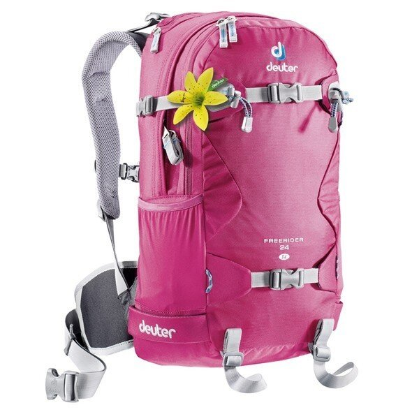 Рюкзак Deuter Freerider SL, 24 л, magenta 1