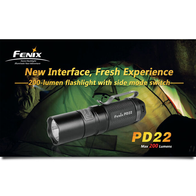 Фонарь Fenix PD22 CREE XP-G LED S2 1577