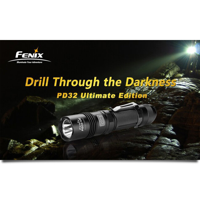 Фонарь Fenix PD32 Cree XM-L Ultimate Edition 1635