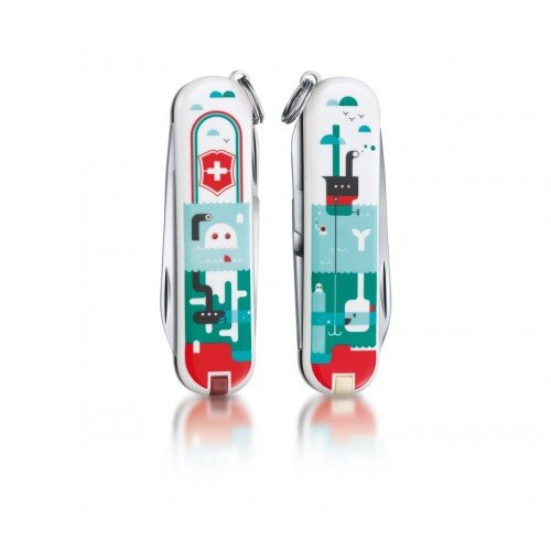 Нож Victorinox Classic Sea World 0.6223.L1502 15026