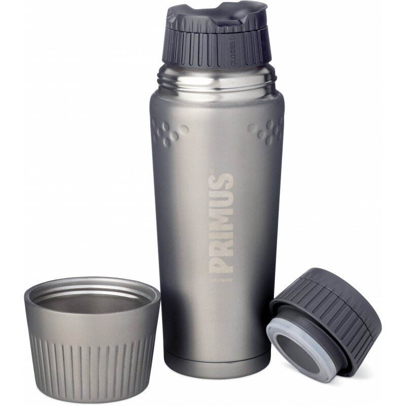 Термос Primus TrailBreak Vacuum bottle 0.5 л (черный, серый) 25705