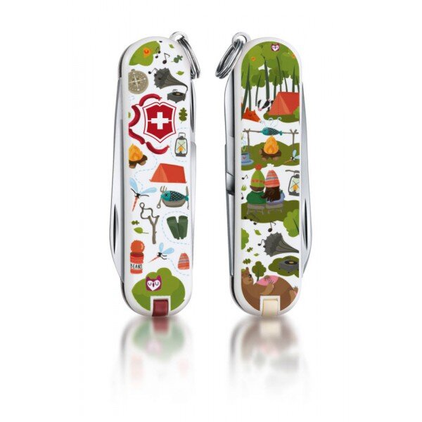 Нож Victorinox Classic Nature Adventure 0.6223.L1505 15031