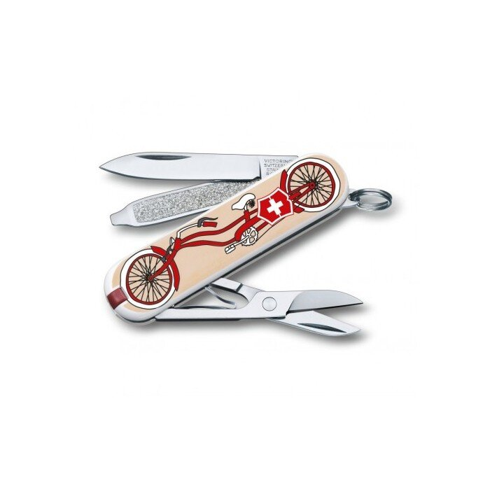 Нож Victorinox Classic Bicycle 0.6223.L1506 1