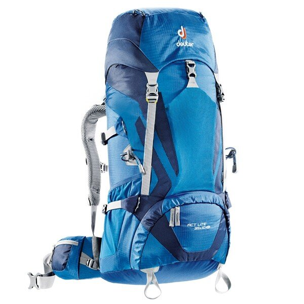 Рюкзак Deuter ACT Lite 35+10 л SL steel-navy 1
