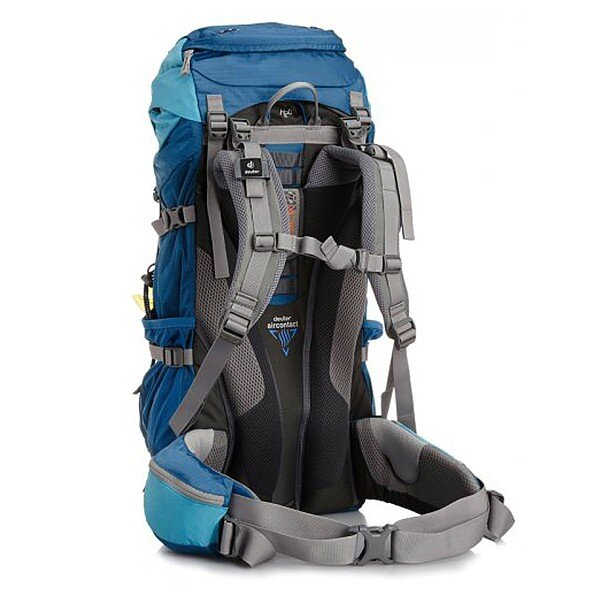Рюкзак Deuter ACT Lite 35+10 л SL steel-navy 28511