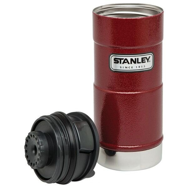 Термокружка Stanley Classic 1-Hand 350 мл Red 53493