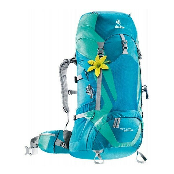 Рюкзак Deuter ACT Lite SL, 35+10 л, petrol-mint 28530