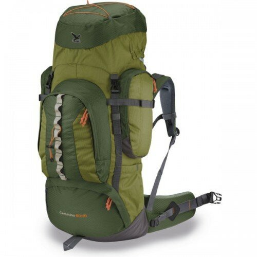 Рюкзак Salewa Cammino 60+10, 4065/2217 Green 1