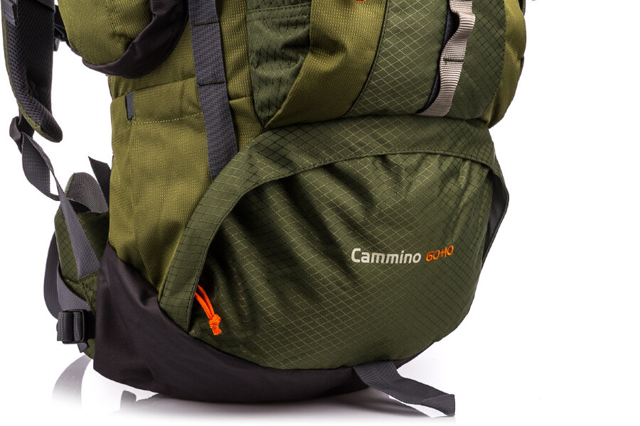 Рюкзак Salewa Cammino 60+10, 4065/2217 Green 11342