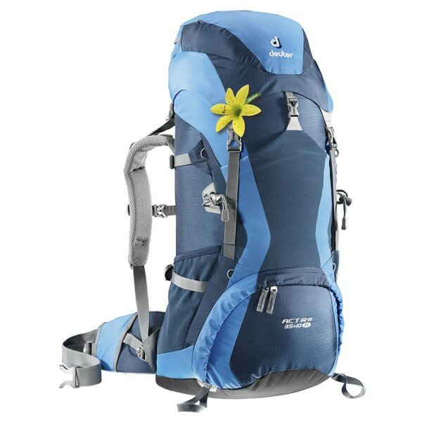 Рюкзак Deuter ACT Lite SL, 35+10 л, midnight-coolblue 1