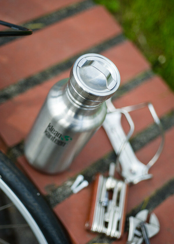Стальная крышка Klean Kanteen All Stainless Loop Cap 72781