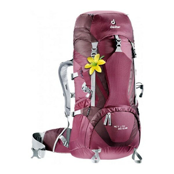 Рюкзак Deuter ACT Lite SL, 35+10 л, blackberry-aubergine 1
