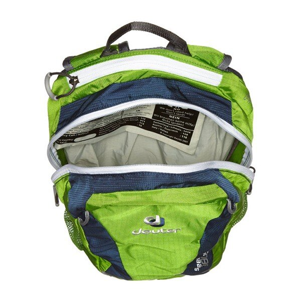 Рюкзак Deuter Speed lite, 15 л, spring-midnight 29569