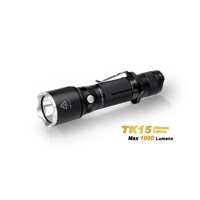 Фонарь Fenix TK15UE CREE XP-L HI V3 LED Ultimate Edition 12405