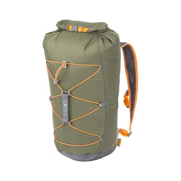 Рюкзак Exped Cloudburst 25, оливковый 1