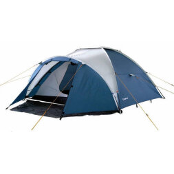 Палатка KingCamp Holiday 4 (KT3022) Blue/Grey