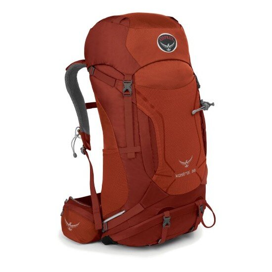 Рюкзак Osprey Kestrel 38 Dragon Red