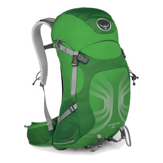 Рюкзак Osprey Stratos 26 Pine Green 1