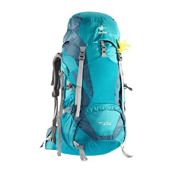 Рюкзак Deuter ACT Lite SL, 45+10 л, petrol-arctic 28570