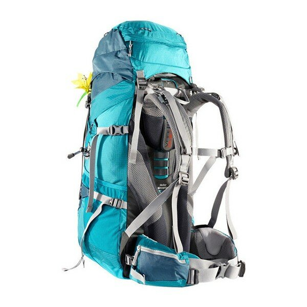 Рюкзак Deuter ACT Lite SL, 45+10 л, petrol-arctic 28574