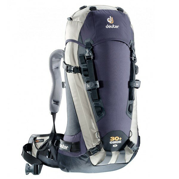 Рюкзак Deuter Guide SL, 30+ л, bluberry-silver 1