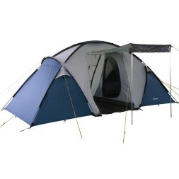 Палатка KingCamp Bari 4 (KT3030) Grey/Blue