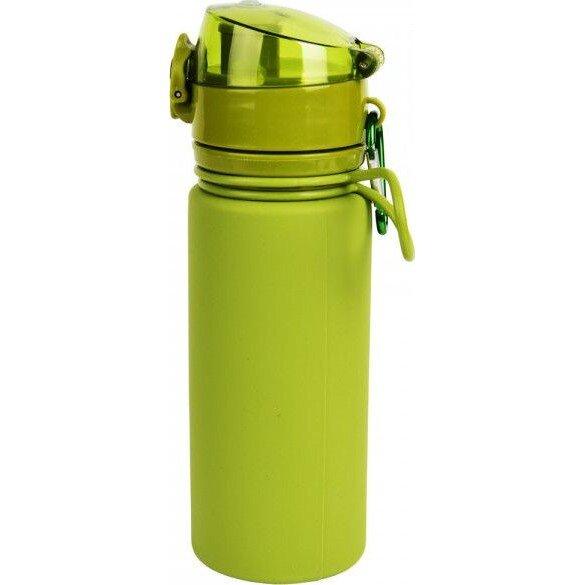 Бутылкасиликон500млTramp TRC-093-olive 82087