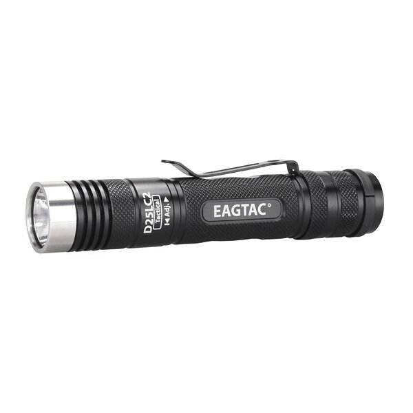 Фонарь Eagletac D25LC2 Tactical XP-L V3 (1160 Lm) 1