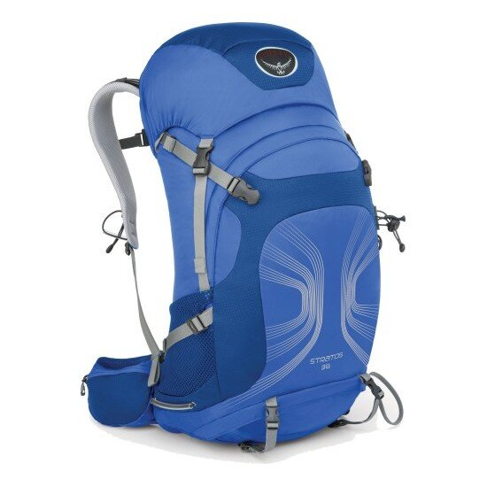 Рюкзак Osprey Stratos 36 Harbour Blue 1