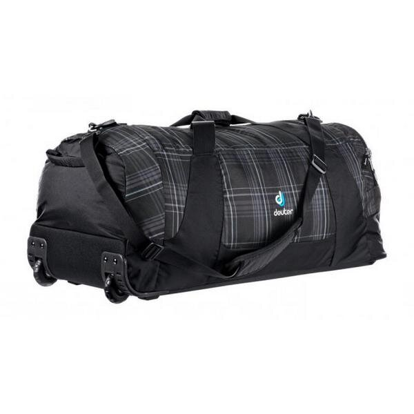 Сумка Deuter Tramp, 90 л, black-check 29643
