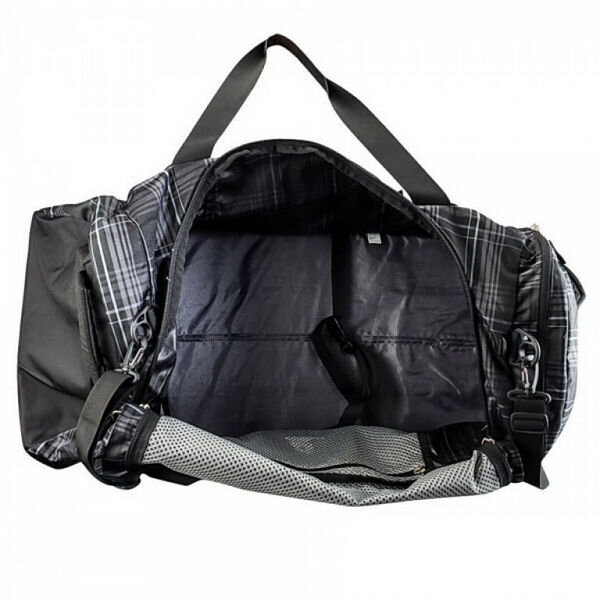 Сумка Deuter Tramp, 90 л, black-check 29644