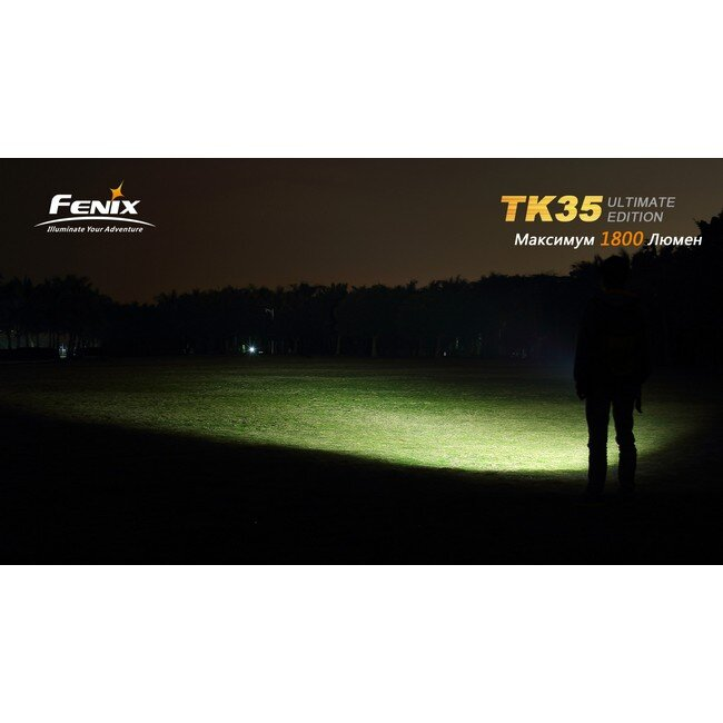 Фонарь Fenix TK35 Cree MT-G2 LED Ultimate Edition 1859