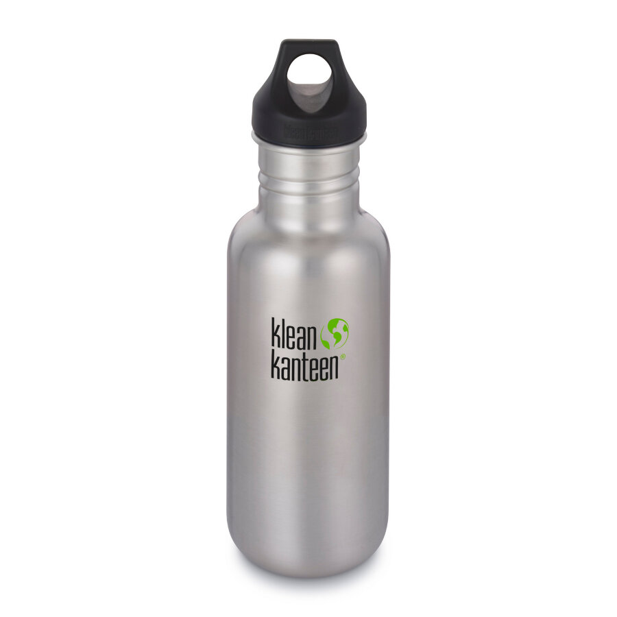 Фляга Klean Kanteen Classic Brushed Stainless 532 мл 1